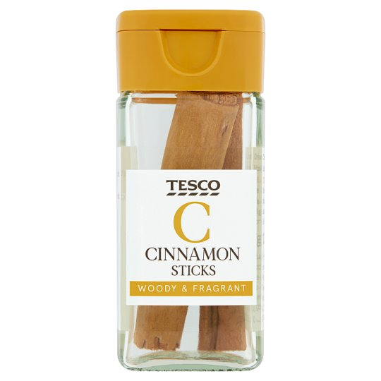 Tesco Cinnamon Sticks 12G