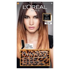 L'oreal Paris Preference Color Wild Ombrs No1