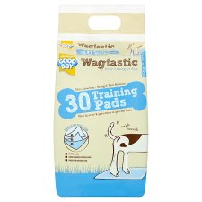 Good Boy Wagtastic Puppy Pads 30'S