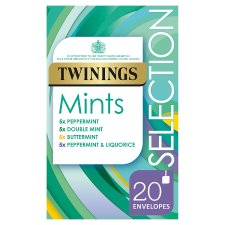 Twinings Selection Mint 20 Tea Bags