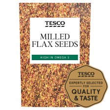 Tesco Milled Flax Seed Mix 175G
