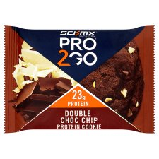 Sci-Mx Pro 2Go Cookie Double Chocolate Chip 75G