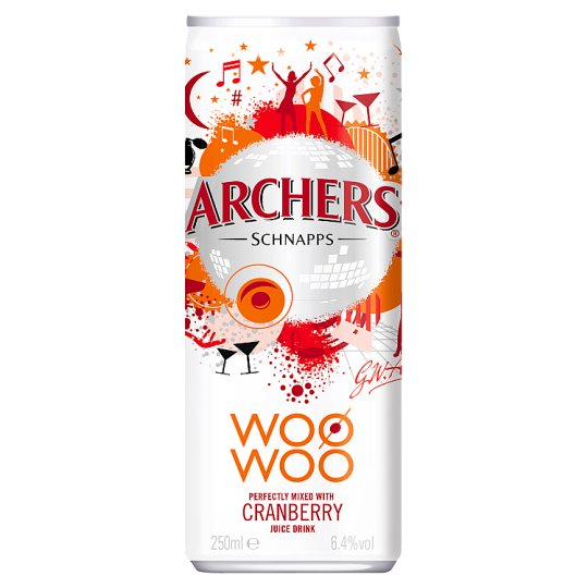 Archers Woo Woo 250Ml