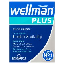 Wellman Plus Omega 369 Tablets X56