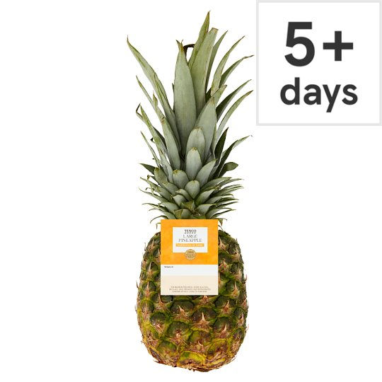 Tesco Extra Large Pineapple Each