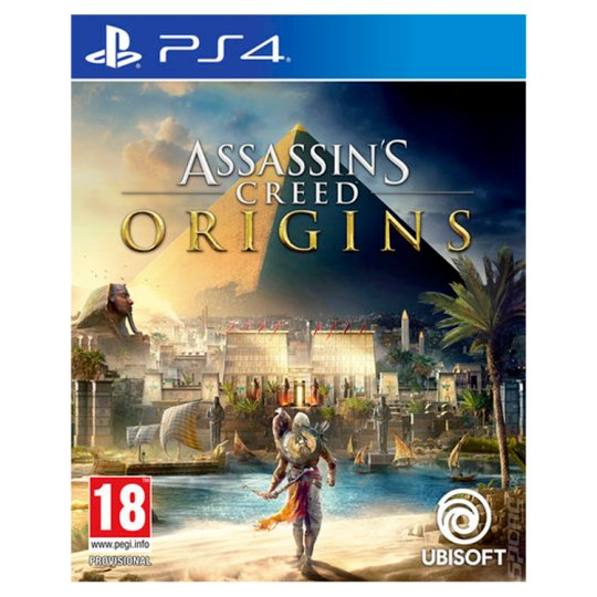 Assassins Creed Origins Ps4 Game