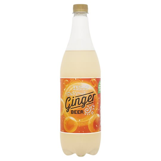 Tesco Ginger Beer 1 Litre