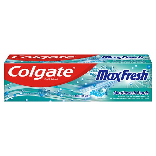 image 1 of Colgate Max Fresh Beads Toothpaste 75Ml