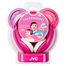 Jvc Kids Headphones Ha-Kd7 Pink