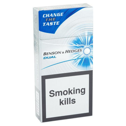 Benson And Hedges Dual 10 Pack