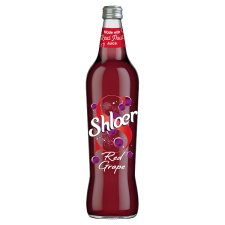 Shloer Sparkling Red Grape Juice 750Ml
