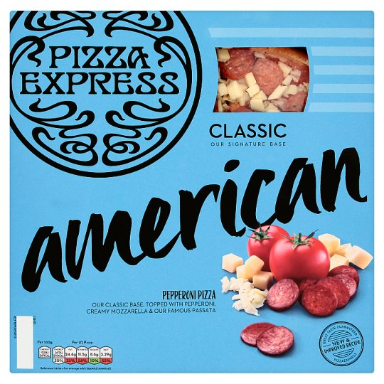 Pizza Express American Pizza 475G