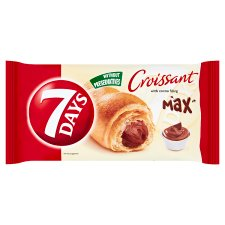 7 Days Max Croissant Cocoa Filling 80G