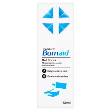 Burnaid Gel Spray 50Ml