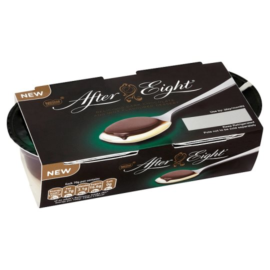 Nestle After Eight Dessert 2X70g