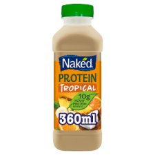 image 1 of Naked Protein Tropical Smoothie 360Ml