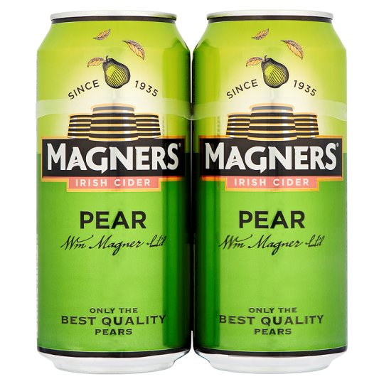 Magners Pear Cider 4X440ml