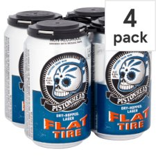 Pistonhead Alcohol Free Lager 4X330ml