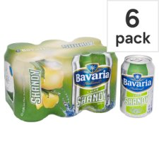 Bavaria Lager Shandy 6X330ml Cans
