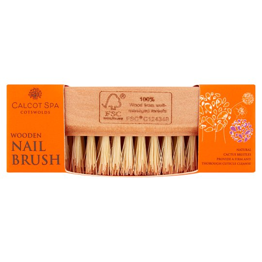 Calcot Manor Wooden Nail Brush