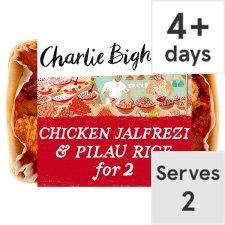 Charlie Bigham's Chicken Jalfrezi And Rice 845G
