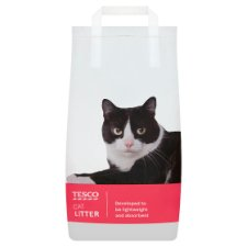 Tesco Everyday Value Lightweight Cat Litter 10L