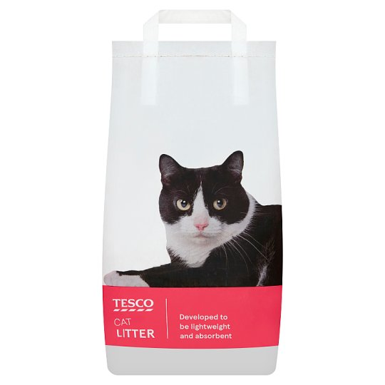 Tesco Everyday Value Lightweight Cat Litter 10l Groceries Tesco Groceries