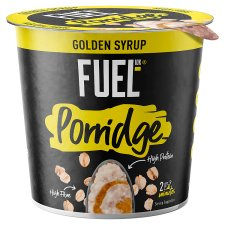 Fuel 10K Golden Syrup Porridge Pot 70G