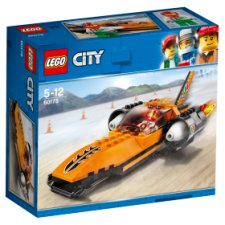 Lego Speed Record Car 60178