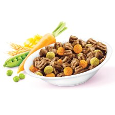 image 2 of Pedigree Small Dog Chicken And Vegetable Dry Dog Food 900G