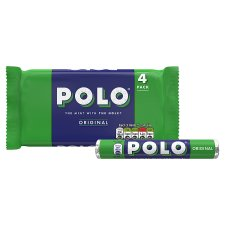 image 2 of Nestle Polo Tube Multipack 4 X 34G