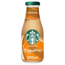 Starbucks Coffee Frappuccino Caramel 250 Ml