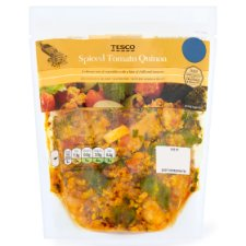 Tesco Spiced Tomato And Millet Quinoa 300G