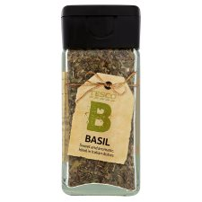 Tesco Dried Basil 16G