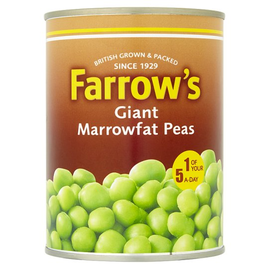 Farrow's Giant Marrowfat Peas 538G