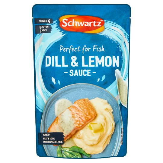 Schwartz For Fish Dill And Lemon Sauce 300G