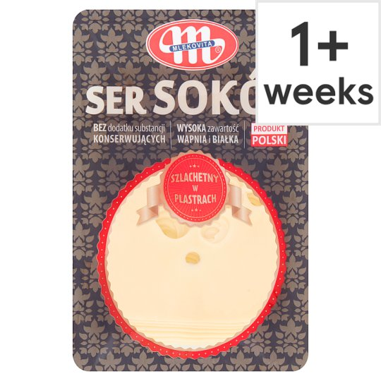 Mlekovita Sokol Polish Cheese 150G