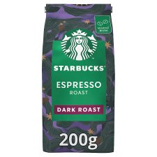 Starbucks Fairtrade Espresso Coffee Beans 200G