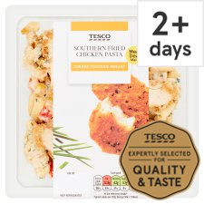 Tesco Southern Fried Chicken Pasta 300G