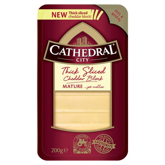 Cathedral City Thick Sliced 200G