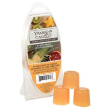 Yankee 6 Wax Melts Exotic Fruits