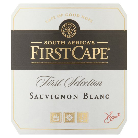 First Cape First Selection Sauvignon Blanc 75Cl
