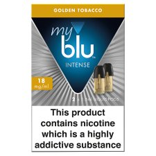 My Blu Intense Liquidpods Tobacco 18Mg