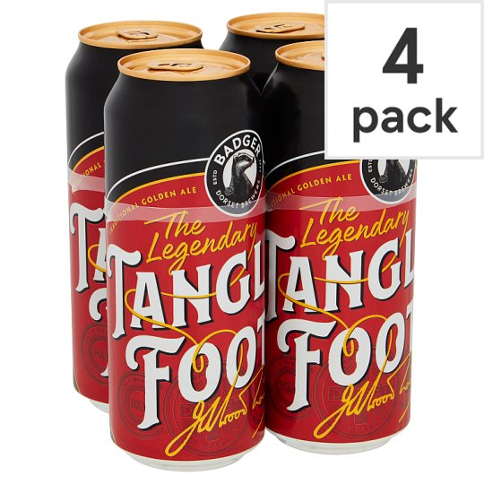 Tanglefoot 4X500ml.Cans