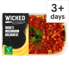 Wicked Kitchen Nana's Mushroom Bolognese 400G