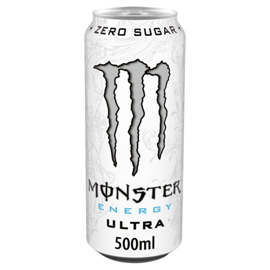 image 1 of Monster Energy Ultra 500Ml