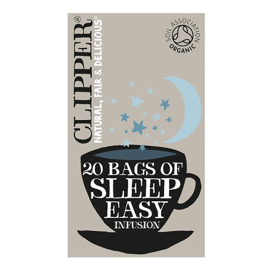 Clipper Organic Sleep Easy 20 Teabags 40G