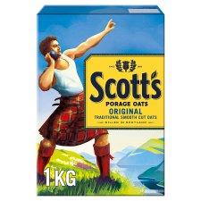 Scotts Porage Oats Porridge 1Kg