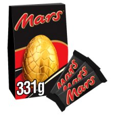 Mars Milk Chocolate Easter Egg And Chocolate 331G
