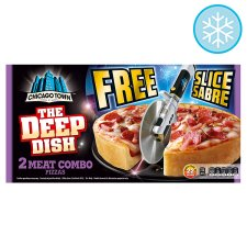 Chicago Town Meat Combo Twin Pack 320G
